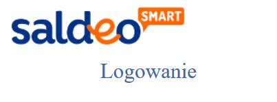 Logowanie do systemu SaldeoSmart dla klientów